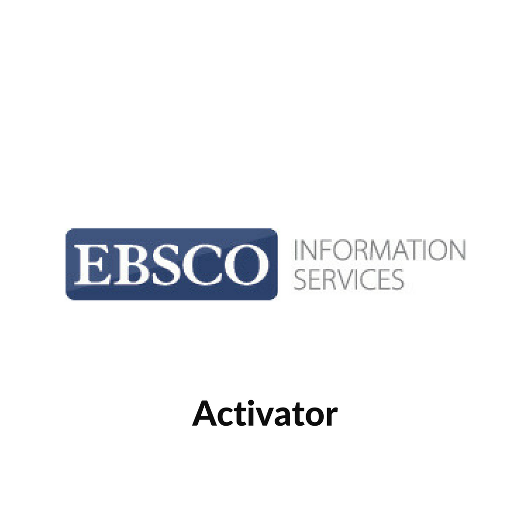 Ebsco Activator Business Partner