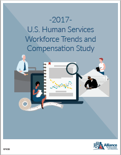 2017 US Human Services Workforce Trends & Compensation Study